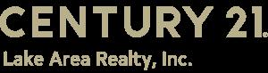 century 21 lake area realty inc logo